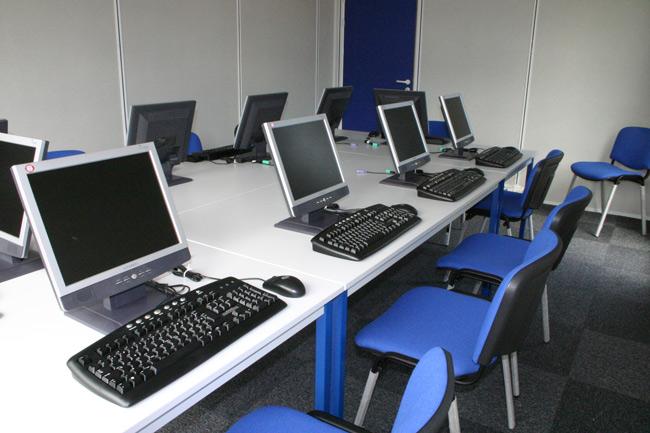 salle de formation Micro Diffusion