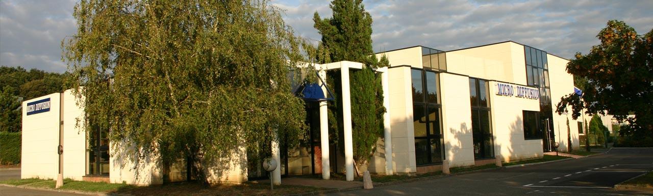 entreprise MICRO DIFFUSION Toulouse